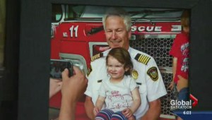 Saskatoon fire chief has mixed emotions on last day