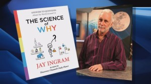 Jay Ingram in Winnipeg promoting new book The Science of Why