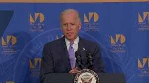 Speculation on Vice President Joe Biden running for president continues to rise