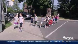 Kindergartners fight for fairness and accessibility
