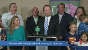 Wildrose President Jeff Callaway steps down to run in Calgary NW
