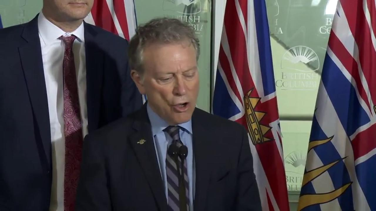 BC's NDP government to join legal challenges against Trans Mountain pipeline