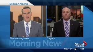 Alberta Election 2015: Greg Clark on the Morning News