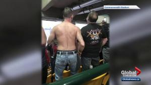 Calls to improve accessible seating after Edmonton Metallica show