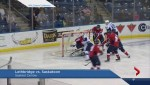 Lethbridge Hurricanes edge Saskatoon Blades 2-1