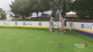 'The Rink' experience is ready for the RBC Canadian Open