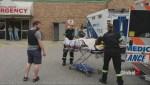 Double stabbing outside Etobicoke school