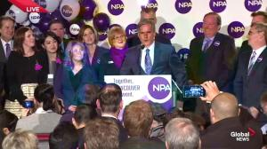 BC Civic Election: Kirk LaPointe concedes Vancouver mayoral election