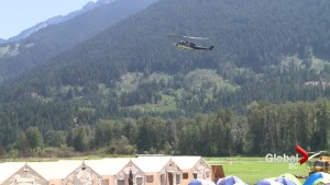 Pemberton Music Festival fire concerns