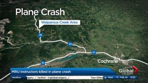 MRU instructors killed in plane crash