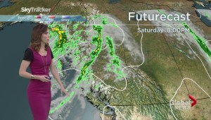 BC Evening Weather Forecast: Aug 21