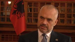 Albanian PM wants to move past controversy of soccer brawl