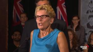 If Conservatives are ousted in federal election, will Wynne back off Ontario Pension Plan?