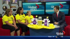 Lemonade Stand Day raises money for the Stollery Children's Hospital Foundation