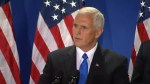 Mike Pence responds to Hillary Clinton's 'deplorables' comment, says Trump campaign has disavowed David Duke