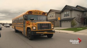 Parents raise concerns after their kids claim they rode the bus home on the floor