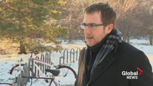 City gets a 7/10 on clearing snow from bike lanes: Saskatoon Cycles