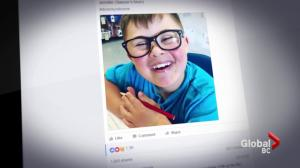 Her son wasn't invited to a classmate's birthday party because he has Down Syndrome. She took to Facebook to express her sadness.