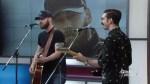 Andrew Hyatt performs 'On Me' on The Morning Show