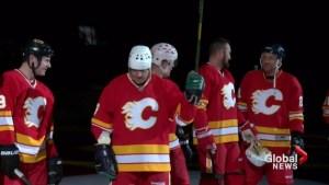 Hockey legends support mass murder victims families