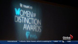 Saskatoon YWCA women of distinction awards