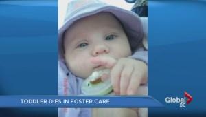BC children's watchdog investigates Baby Isabella's case