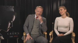 'The Crown' cast: royal family live 'innately fascinating' lives