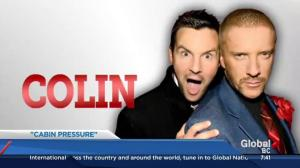 Colin and Justin debut new season of 'Cabin Pressure'