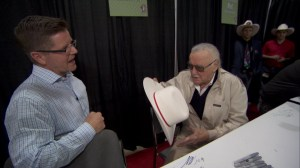 WATCH: Comic book creator Stan Lee's Calgary Comic Expo visit