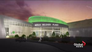 City to spend $3M more on University of Saskatchewan arena project