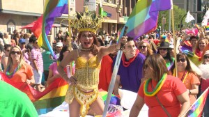 Tens of thousands attended Calgary's pride parade