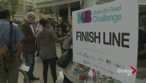 Bikes, cars and public transit go head to head in commuter challenge