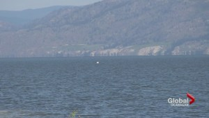 Flooding imminent at Penticton Yacht Club