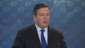 Kenney comments on Wisconsin Gov. Walker's assertion that there should be a wall at the Canadian-U.S. border
