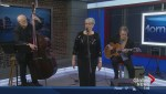 The Jazz Trio performs on The Morning News