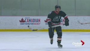 Calgary's 1st gay hockey team changes culture around Canada's game