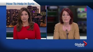 What can Canadians do to help Syrian refugees?