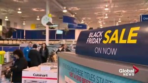Black Friday frenzy…fizzled