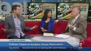 'Game of Homes' renovation show