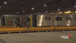 Bombardier puts Eglinton LRT behind schedule after late delivery