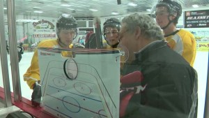 Head coach who beat cancer 4 times set to break AJHL wins record