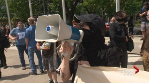 Calgary police not expecting violence at weekend rallies