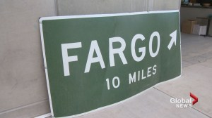 Calgarians can 'take home a piece of 'Fargo'' at end of season sell-off