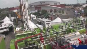 2016 Global Petroleum show underway in Calgary