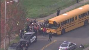 Shooting at high school north of Seattle