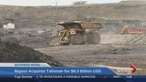 BIV: Repsol acquires Talisman for $8.3 billion USD