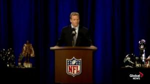 Roger Goodell talks expansion of playoff field