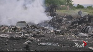 Saskatoon Ukrainian community reacts to plane shot down
