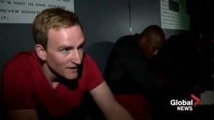 Spinning with Nik Lewis