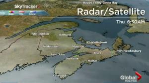 Global News Morning Forecast: May 25